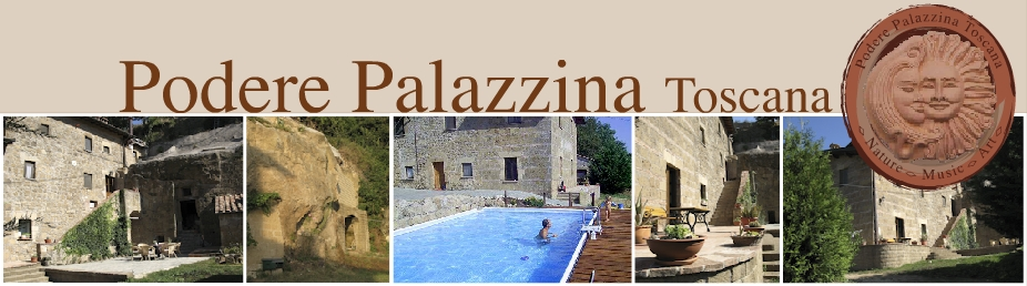 Podere Palazzina Top Banner